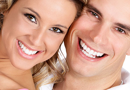 Cosmetic dental treatment in ajax
